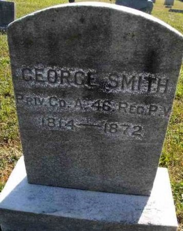 SMITH (CW), GEORGE - Mifflin County, Pennsylvania | GEORGE SMITH (CW) - Pennsylvania Gravestone Photos