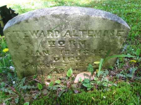 ALTEMOSE (ALTIMORE) (CW), STEWART - Monroe County, Pennsylvania | STEWART ALTEMOSE (ALTIMORE) (CW) - Pennsylvania Gravestone Photos