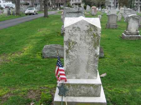 BARRY, LEWIS - Monroe County, Pennsylvania | LEWIS BARRY - Pennsylvania Gravestone Photos