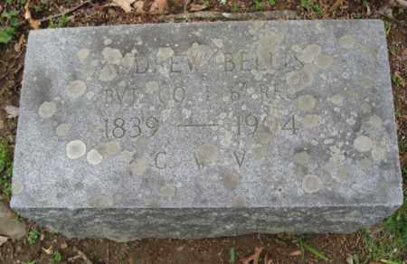 BELLIS (CW), ANDREW R, - Monroe County, Pennsylvania | ANDREW R, BELLIS (CW) - Pennsylvania Gravestone Photos