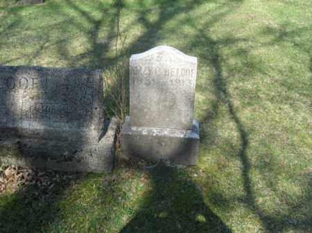 BELOOF (CW), AMZY C. - Monroe County, Pennsylvania   AMZY C. BELOOF (CW) - Pennsylvania Gravestone Photos