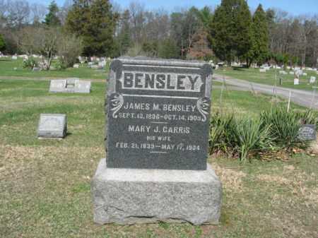 BENSLEY (CW), JAMES MADISON - Monroe County, Pennsylvania | JAMES MADISON BENSLEY (CW) - Pennsylvania Gravestone Photos