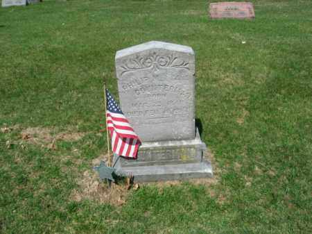 COUNTERMAN (CW), PHILIP M. - Monroe County, Pennsylvania | PHILIP M. COUNTERMAN (CW) - Pennsylvania Gravestone Photos