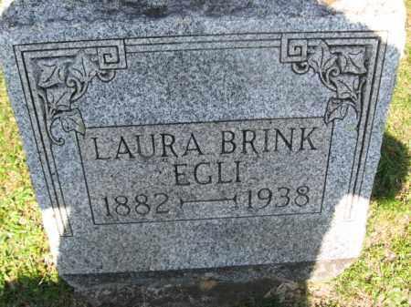 EGLI, LAURA - Monroe County, Pennsylvania | LAURA EGLI - Pennsylvania Gravestone Photos