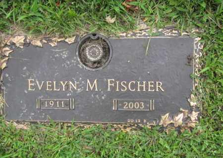 FISCHER, EVELYN M. - Monroe County, Pennsylvania | EVELYN M. FISCHER - Pennsylvania Gravestone Photos