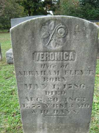 FLEYT, VERONICA - Monroe County, Pennsylvania | VERONICA FLEYT - Pennsylvania Gravestone Photos