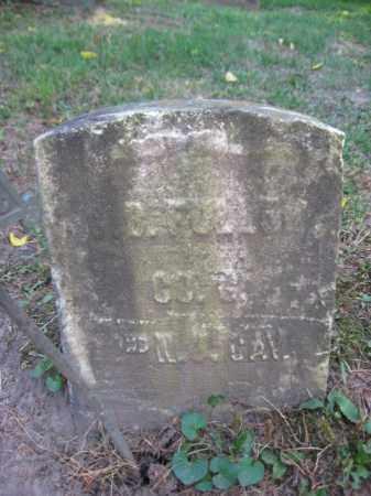 FULLER (CW), GARRET B. - Monroe County, Pennsylvania | GARRET B. FULLER (CW) - Pennsylvania Gravestone Photos