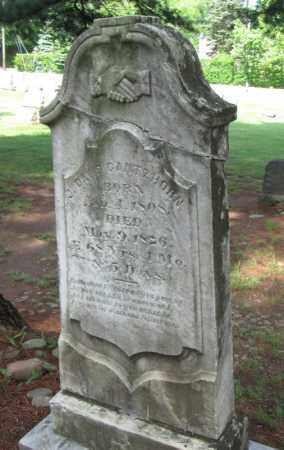 GANTZHORN, JOHAN DAVID - Monroe County, Pennsylvania   JOHAN DAVID GANTZHORN - Pennsylvania Gravestone Photos