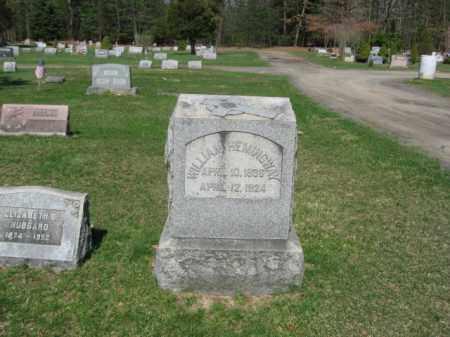 HEMINGWAY, WILLIAM - Monroe County, Pennsylvania   WILLIAM HEMINGWAY - Pennsylvania Gravestone Photos