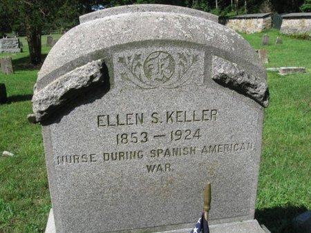 KELLER (SAW), ELLEN S. - Monroe County, Pennsylvania | ELLEN S. KELLER (SAW) - Pennsylvania Gravestone Photos