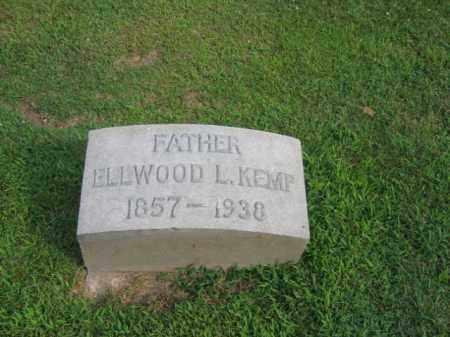 KEMP, ELLWOOD - Monroe County, Pennsylvania | ELLWOOD KEMP - Pennsylvania Gravestone Photos