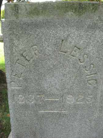 LESSIG, PETER - Monroe County, Pennsylvania   PETER LESSIG - Pennsylvania Gravestone Photos