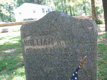 LOVELL (CW), WILLIAM R. - Monroe County, Pennsylvania   WILLIAM R. LOVELL (CW) - Pennsylvania Gravestone Photos