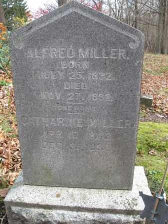 MILLER (CW), ALFRED - Monroe County, Pennsylvania | ALFRED MILLER (CW) - Pennsylvania Gravestone Photos
