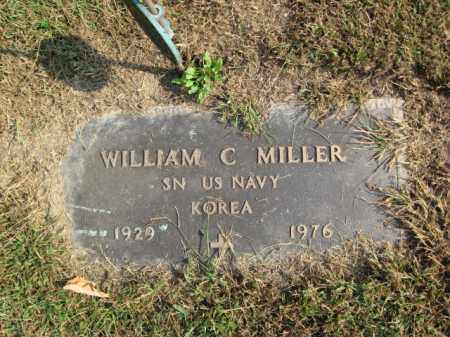 MILLER, WILLIAM C. - Monroe County, Pennsylvania | WILLIAM C. MILLER - Pennsylvania Gravestone Photos