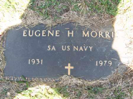 MORRIS (WW II), EUGENE - Monroe County, Pennsylvania | EUGENE MORRIS (WW II) - Pennsylvania Gravestone Photos