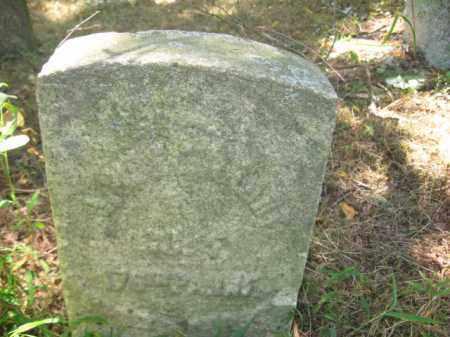 NEWHART (CW), JACOB - Monroe County, Pennsylvania | JACOB NEWHART (CW) - Pennsylvania Gravestone Photos