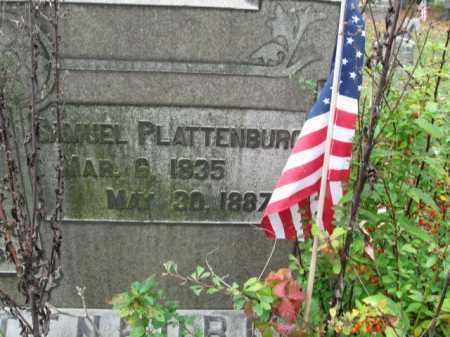 PLATTENBURG, SAMUEL - Monroe County, Pennsylvania | SAMUEL PLATTENBURG - Pennsylvania Gravestone Photos