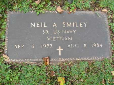 SMILEY, NEIL A. - Monroe County, Pennsylvania | NEIL A. SMILEY - Pennsylvania Gravestone Photos