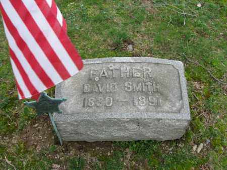 SMITH, DAVID - Monroe County, Pennsylvania | DAVID SMITH - Pennsylvania Gravestone Photos