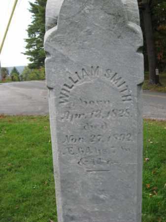 SMITH, WILLIAM - Monroe County, Pennsylvania | WILLIAM SMITH - Pennsylvania Gravestone Photos