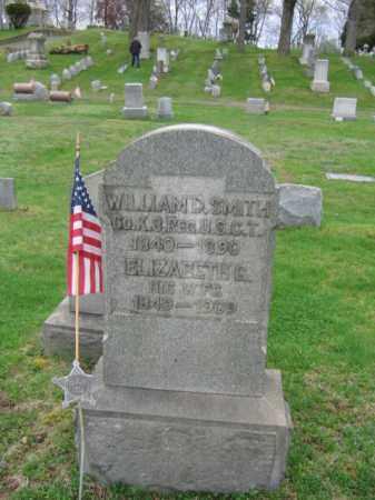 SMITH, WILLIAM D. - Monroe County, Pennsylvania   WILLIAM D. SMITH - Pennsylvania Gravestone Photos