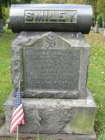 SMILEY  (CW), PVT.JOHN B. - Monroe County, Pennsylvania | PVT.JOHN B. SMILEY  (CW) - Pennsylvania Gravestone Photos