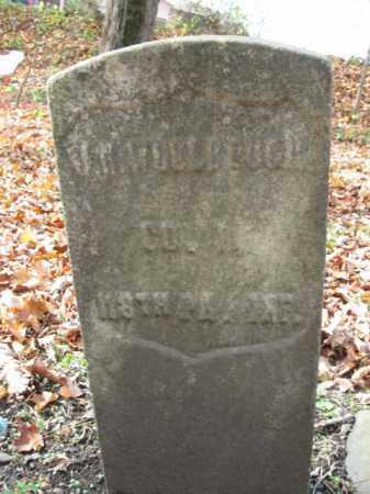 WOOLBAUGH (CW), JAMES R. - Monroe County, Pennsylvania   JAMES R. WOOLBAUGH (CW) - Pennsylvania Gravestone Photos