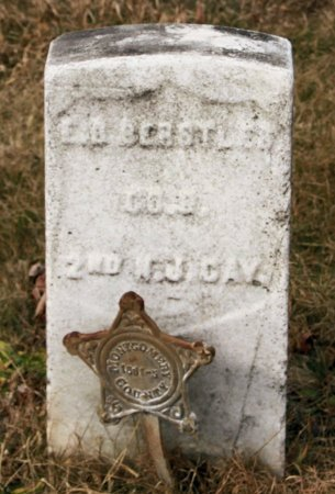 BERSTLER (CW), GEORGE W. - Montgomery County, Pennsylvania   GEORGE W. BERSTLER (CW) - Pennsylvania Gravestone Photos