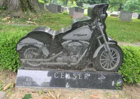 CEMSER, BARRY W. - Montgomery County, Pennsylvania | BARRY W. CEMSER - Pennsylvania Gravestone Photos
