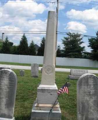 HUNSICKER (CW), DAVIS - Montgomery County, Pennsylvania | DAVIS HUNSICKER (CW) - Pennsylvania Gravestone Photos