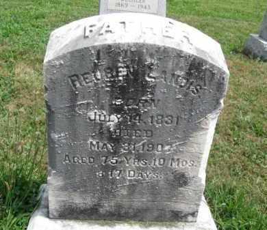 LANDIS, REUBEN - Montgomery County, Pennsylvania | REUBEN LANDIS - Pennsylvania Gravestone Photos