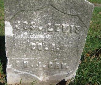 LEVIS (CW), JOSEPH W. - Montgomery County, Pennsylvania | JOSEPH W. LEVIS (CW) - Pennsylvania Gravestone Photos