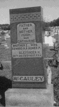 MCCAULEY (CW), ALEXANDER - Montgomery County, Pennsylvania   ALEXANDER MCCAULEY (CW) - Pennsylvania Gravestone Photos