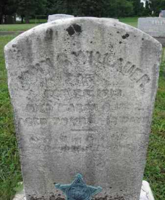 WILLAUER  (WILLANER) (CW), JOHN G. - Montgomery County, Pennsylvania | JOHN G. WILLAUER  (WILLANER) (CW) - Pennsylvania Gravestone Photos