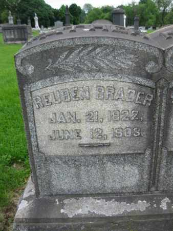 BRADER, REUBEN - Northampton County, Pennsylvania | REUBEN BRADER - Pennsylvania Gravestone Photos