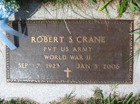 CRANE, ROBERT S. - Northampton County, Pennsylvania | ROBERT S. CRANE - Pennsylvania Gravestone Photos