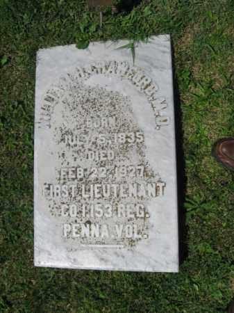 CRAWFORD, LT. WILLIAM H. - Northampton County, Pennsylvania | LT. WILLIAM H. CRAWFORD - Pennsylvania Gravestone Photos