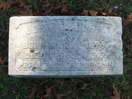 DUFF, JOHN U. - Northampton County, Pennsylvania | JOHN U. DUFF - Pennsylvania Gravestone Photos