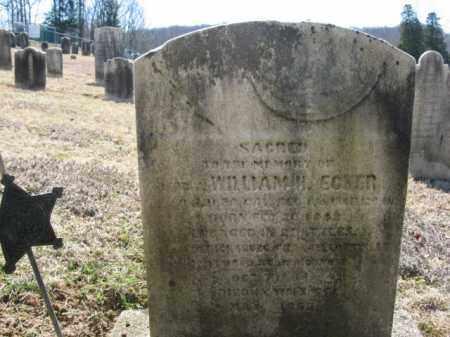 ECKER (CW), WILLIAM H. - Northampton County, Pennsylvania | WILLIAM H. ECKER (CW) - Pennsylvania Gravestone Photos