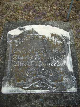 FEHR (CW), REUBEN - Northampton County, Pennsylvania | REUBEN FEHR (CW) - Pennsylvania Gravestone Photos