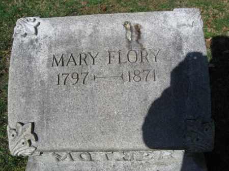 FLORY, MARY - Northampton County, Pennsylvania | MARY FLORY - Pennsylvania Gravestone Photos