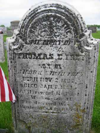FREY  (CW), THOMAS E. - Northampton County, Pennsylvania | THOMAS E. FREY  (CW) - Pennsylvania Gravestone Photos