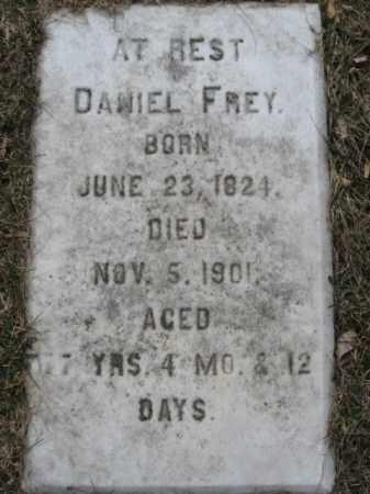 FREY, DANIEL - Northampton County, Pennsylvania | DANIEL FREY - Pennsylvania Gravestone Photos
