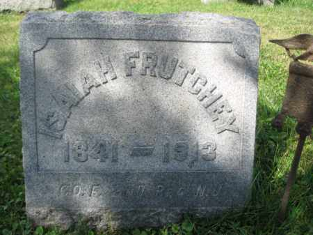 FRUTCHEY  (CW), ISAIAH - Northampton County, Pennsylvania   ISAIAH FRUTCHEY  (CW) - Pennsylvania Gravestone Photos