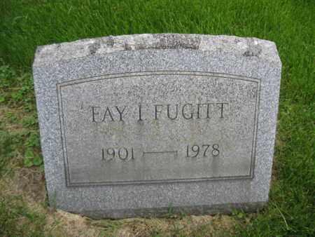 FUGITT, FAY I. - Northampton County, Pennsylvania | FAY I. FUGITT - Pennsylvania Gravestone Photos