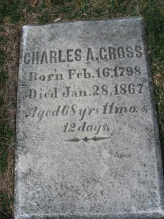 GROSS, CHARLES A. - Northampton County, Pennsylvania | CHARLES A. GROSS - Pennsylvania Gravestone Photos