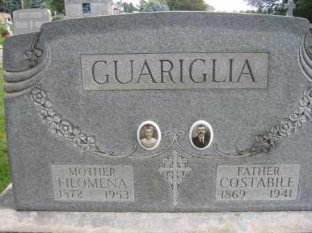 GUARIGLIA, FILOMENA - Northampton County, Pennsylvania | FILOMENA GUARIGLIA - Pennsylvania Gravestone Photos