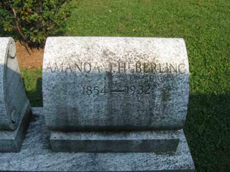 HEBERLING, AMANDA J. - Northampton County, Pennsylvania | AMANDA J. HEBERLING - Pennsylvania Gravestone Photos