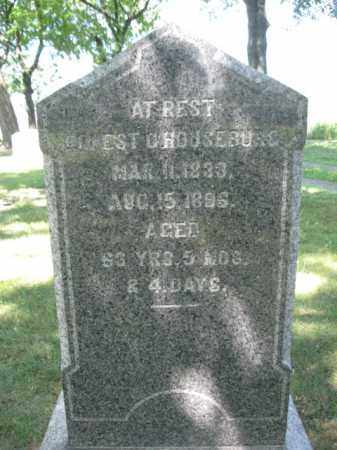 HOUSEBURG, ERNEST C. - Northampton County, Pennsylvania   ERNEST C. HOUSEBURG - Pennsylvania Gravestone Photos